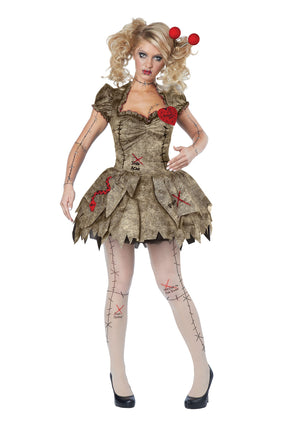 ADULT COSTUMES:  Voodoo Dolly