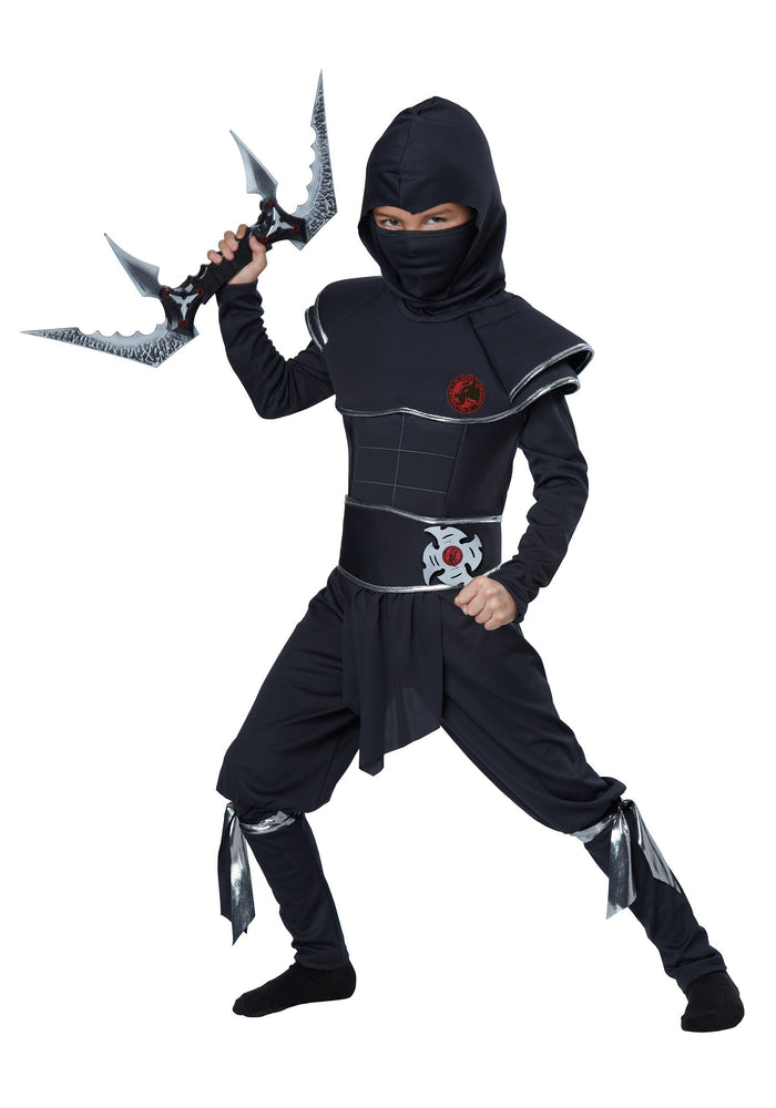 KIDS COSTUME: Ninja Warrior costume