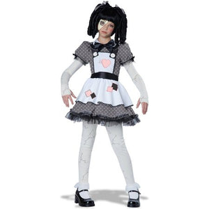 KIDS COSTUME: Haunted Doll Costume