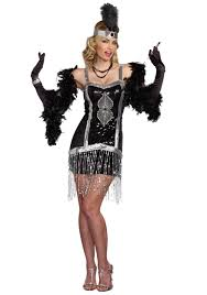 ADULT COSTUME: 1920's Flapper Simply Fab