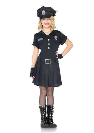 KIDS COSTUME: Playtime Police kids costume