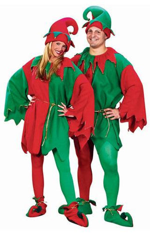 ADULT COSTUME: Elf Set Costume