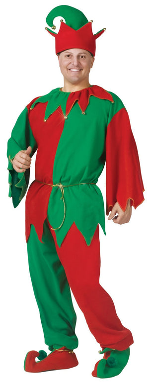 ADULT COSTUME: Elf, Jingle