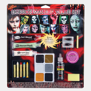 MAKEUP: Horror makeup value kit