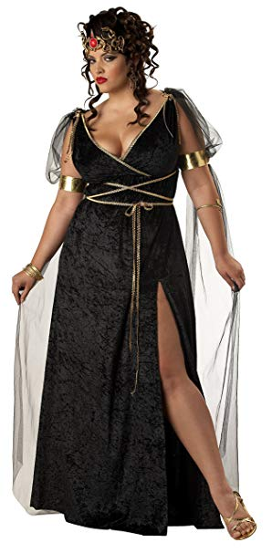 ADULT COSTUME: Medusa Plus