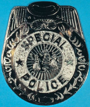 ACCESS: Badge, Police large