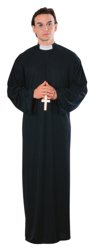 ADULT COSTUME: Priest Costume
