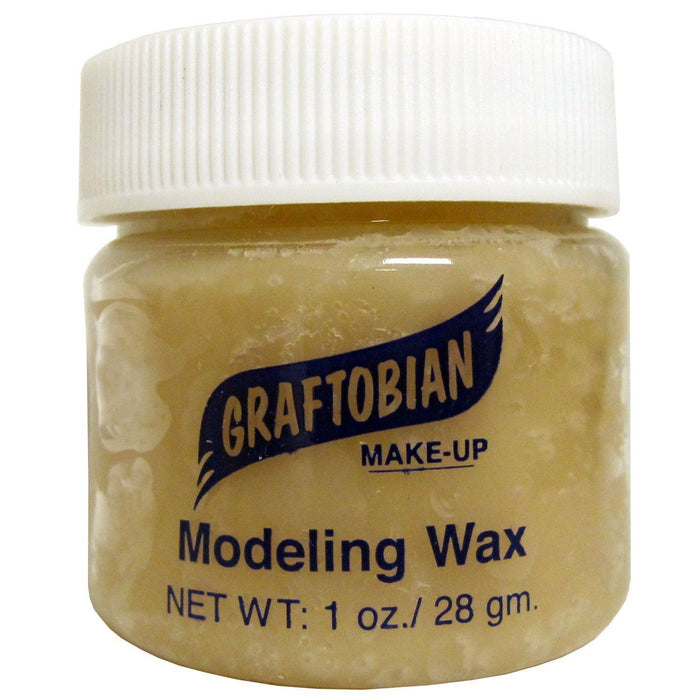 MAKEUP: Graftobian Modeling Wax 1oz