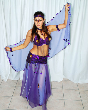 COSTUME RENTAL - I1 - Belly Dancer