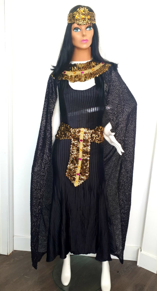 COSTUME RENTAL - F2d Queen of the Nile