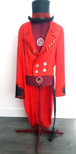 COSTUME RENTAL - L12 Tailcoat or Circus Trainer