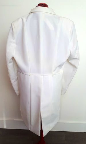 COSTUME RENTAL - L9 Tailsuit, White