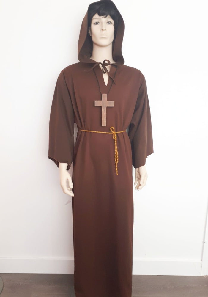 COSTUME RENTAL - M7A MONK