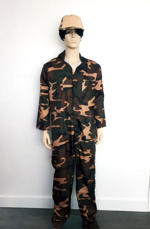 COSTUME RENTAL - O24 COMMANDO
