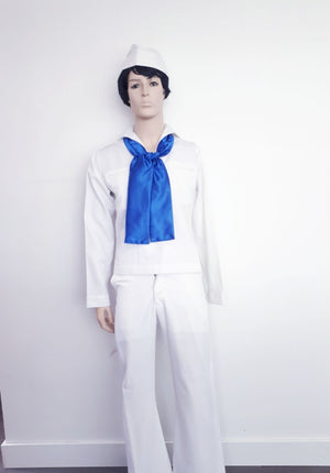 COSTUME RENTAL - O7 SAILOR 4PC