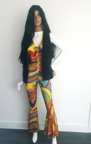 COSTUME RENTAL - X301 Jumpsuit, Cher 1 pcs