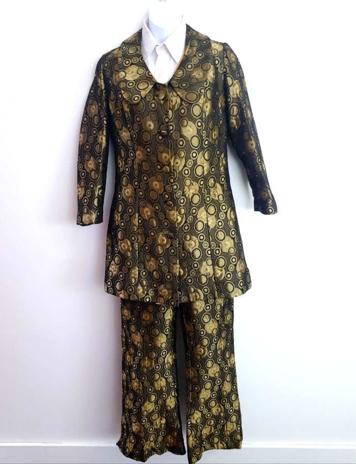 COSTUME RENTAL - X110 1960's 2 pc suit