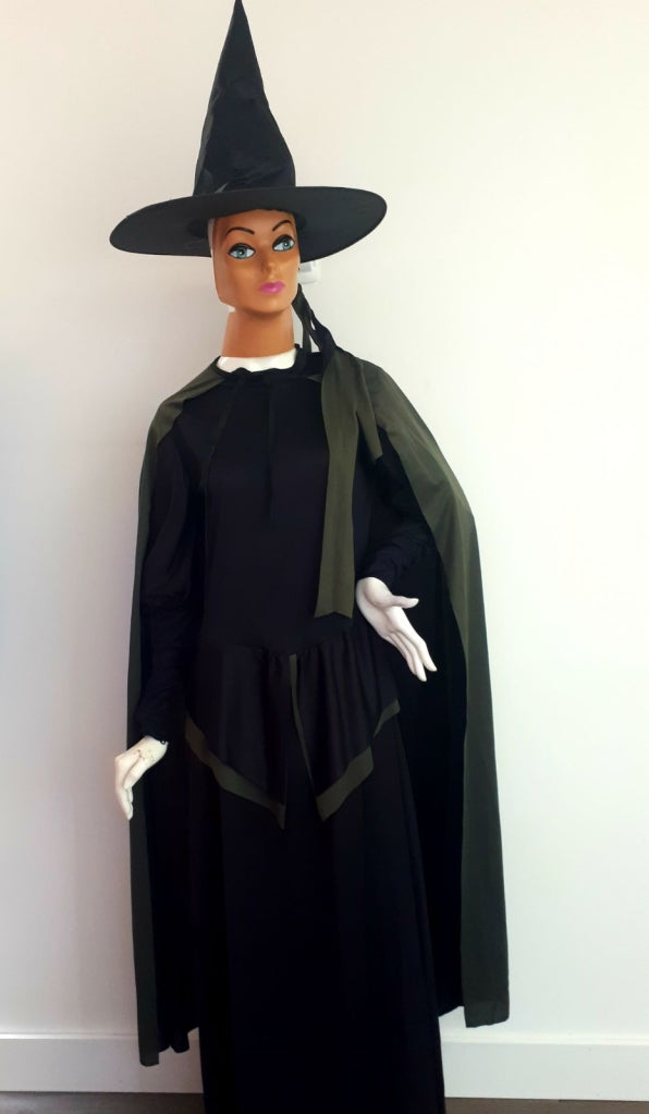 COSTUME RENTAL - E84 Wicked Witch