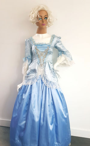COSTUME RENTAL - A13 Colonial Marie Costume