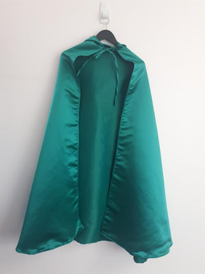 COSTUME RENTAL - P14 Green Cape