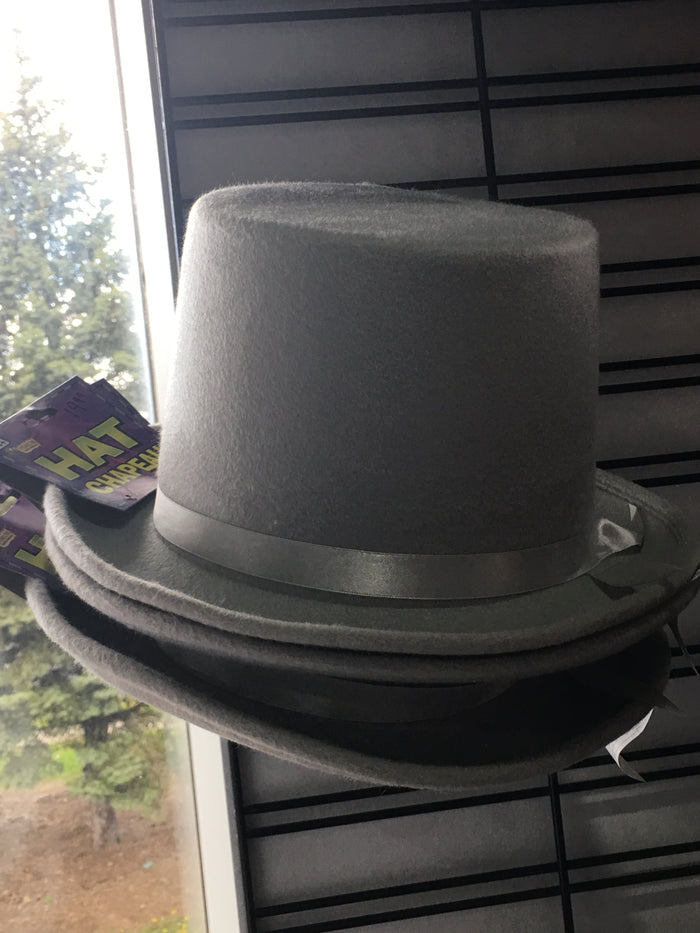 HAT:  Tophat Grey