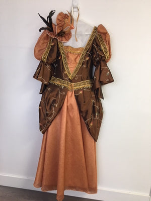 COSTUME RENTAL - A22 Venetian Gown