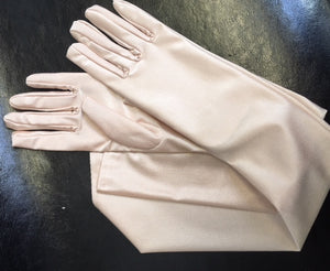 ACCESS: Gloves, Formal Cream Colour