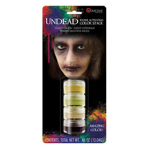 MAKEUP: Makeup Stack, Undead