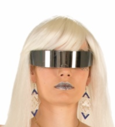 ACCESS: Glasses, Futuristic Wrap Around