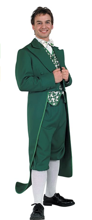 COSTUME RENTAL - I34 - Mr Leprechaun