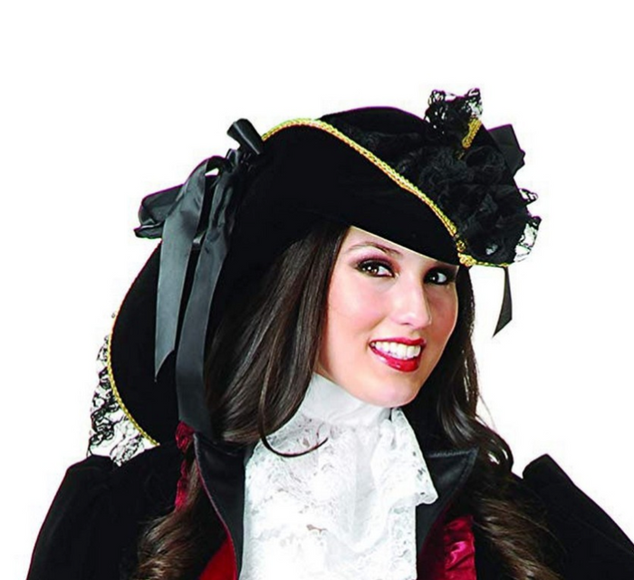 HAT: Lady's Pirate Hat