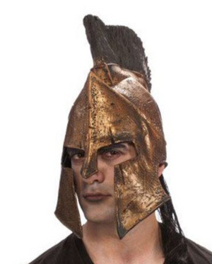 HAT:  King Leonidas Headpiece