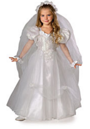 KIDS COSTUME:  Princess Bride