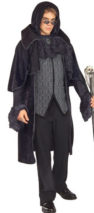 ADULT COSTUME: Lord Darkheart