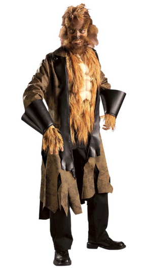 ADULT COSTUME: The Big Mad Wolf