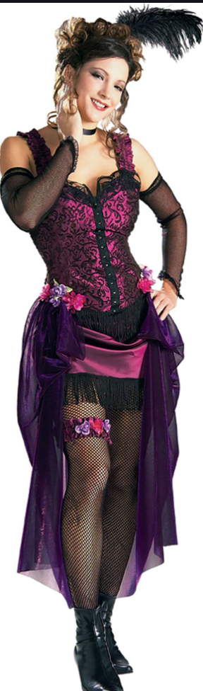 COSTUME RENTAL - H12D Lady Marmalade
