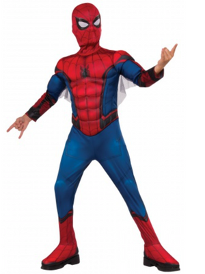 KIDS COSTUME: Spiderman