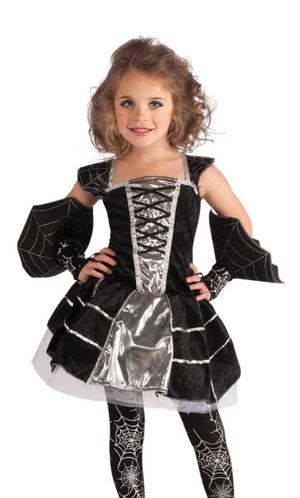 KIDS COSTUME: Spiderella for Kids