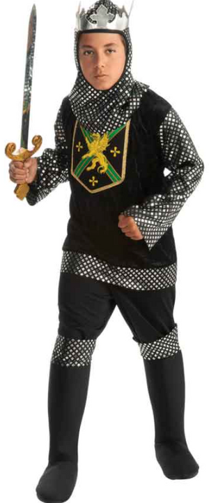 KIDS COSTUME: Warrior King