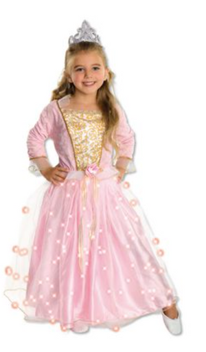 KIDS COSTUME:  Pink Princess