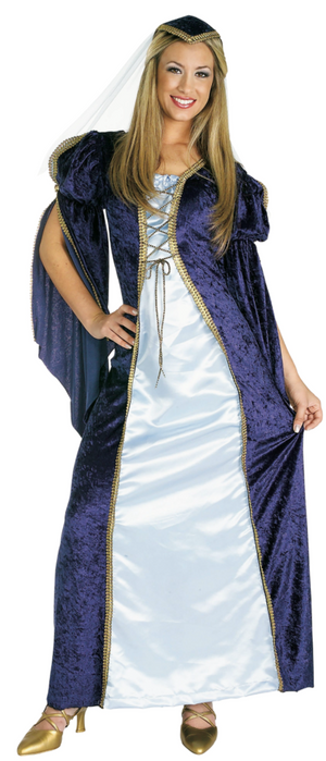 ADULT COSTUME: Juliet Regal Princess
