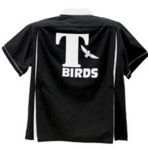 COSTUME RENTAL - J29 1950's T bird Shirt