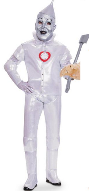 COSTUME RENTAL - E83 Tin Man Deluxe