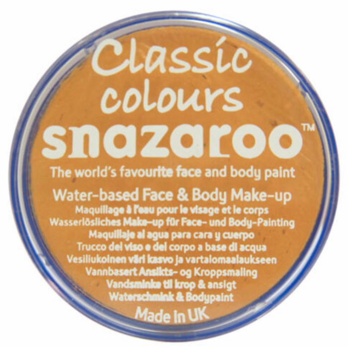 MAKEUP: Snazaroo Colour Cup, Gold