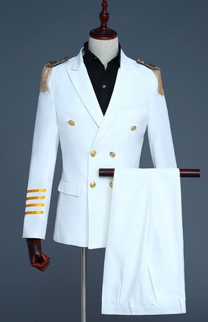 COSTUME RENTAL - O4A NAVY CAPTAIN