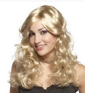 WIG: Jessica Blonde Curly