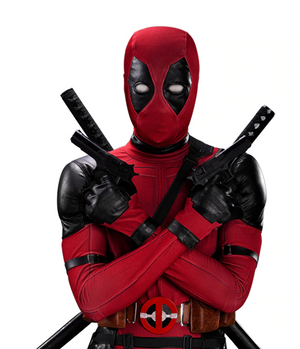 COSTUME RENTAL - E112 DEADPOOL
