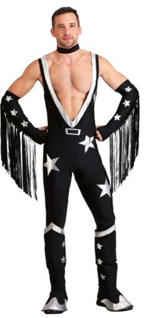 COSTUME RENTAL - X45B Kiss Starchild