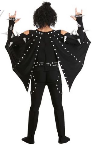 COSTUME RENTAL - X45A Kiss Gene Simmons