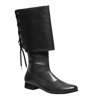 SHOE RENTAL - Z54  Pirate / Renaissance Boot